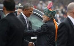 Thông điệp từ chuyến thăm Ấn Độ của Obama