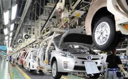 Đồng Yên giúp Toyota lãi chưa từng thấy