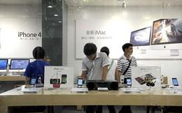 Cửa hiệu nhái Apple Store mọc như nấm ở Trung Quốc