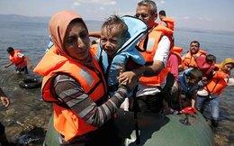 Chiếc smartphone trong cuộc khủng hoảng di cư ở châu Âu