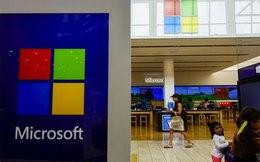 Microsoft lỗ lớn chưa từng thấy vì Nokia