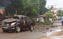 Philippines: Nổ bom trước nhà thị trưởng, hơn 10 người thương vong