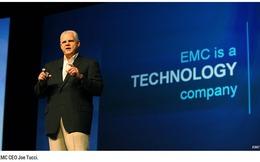 """Liệu Dell có """"chết chìm"""" cùng EMC?"""