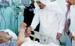 Saudi Arabia cam kết tìm nguyên nhân sập cần cẩu khiến hàng trăm người thiệt mạng ở Mecca