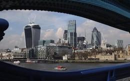 London vượt New York trở thành trung tâm tài chính lớn nhất
