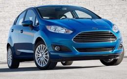Hàng nghìn xe Ford Fiesta tại Việt Nam bị triệu hồi do lỗi
