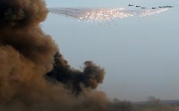 """""""Lệnh ngừng bắn không ngăn được Nga tiếp tục không kích ở Syria"""""""