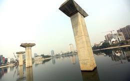 Dự án đường sắt trên cao Cát Linh - Hà Đông đội vốn thêm 318 triệu USD: Thiệt hại chưa có điểm dừng