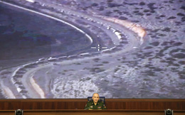 Nga công bố hình ảnh Thổ Nhĩ Kỳ mua dầu của IS