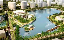 300 tỷ đồng xây dựng Công viên hồ điều hòa Nhân Chính