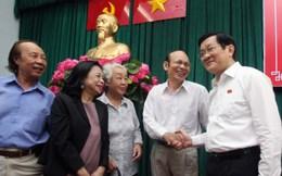 Những lời tâm huyết cuối nhiệm kỳ của Chủ tịch nước Trương Tấn Sang