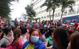TP.Hồ Chí Minh: Thất vọng thưởng tết, hơn 5000 công nhân ngừng việc