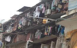 Hà Nội: Kinh hãi khu tập thể có hơn 80 đường ống xả thải ra mương