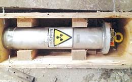 Những sự cố rò rỉ, thất lạc nguồn phóng xạ tại Việt Nam