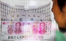Trung Quốc chính thức lưu hành đồng 100 nhân dân tệ mới