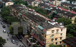 Chủ dự án cải tạo chung cư cũ được miễn tiền sử dụng đất