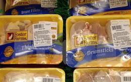 Trung Quốc duy trì thuế chống phá giá đối với gà giò nhập từ Mỹ