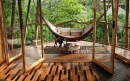 Độc đáo những công trình thiết kế bằng tre ở Bali, Indonesia