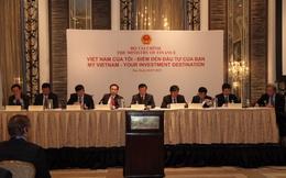 Nhà đầu tư hào hứng với thông điệp từ Việt Nam