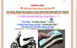 Hà Nội, TPHCM, Đà Nẵng triệt phá website lừa đảo trúng thưởng