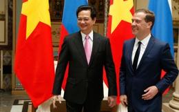 Thủ tướng Nga: Việt Nam dần trở thành quốc gia hàng đầu châu Á-TBD