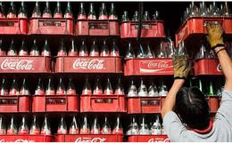 Biểu đồ này cho thấy 20 năm ở Việt Nam, Coca Cola làm ăn tốt như thế nào