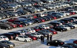 Trung Quốc là thị trường xe hơi lớn nhất thế giới năm 2014