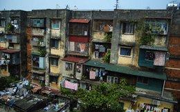 Giải pháp nào cho cải tạo chung cư cũ ở Hà Nội?