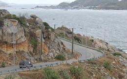 Ninh Thuận khánh thành tuyến đường ven biển dài hơn 100km