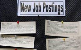 Mỹ: Số đơn xin trợ cấp thất nghiệp ở quanh mức thấp nhất 4 thập kỷ