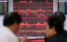 Chứng khoán Trung Quốc đã giảm 30%
