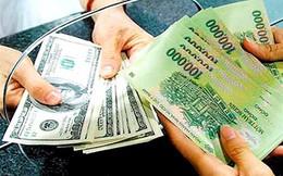 Tỷ giá ngân hàng lên 21.635 đồng/USD