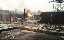 Nigeria: Nổ kinh hoàng giữa Giáng sinh, hơn 100 người chết