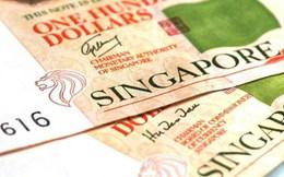 Thị trường biến động, đôla Singapore lên đỉnh sau nhiều năm