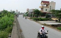 Hà Nội mở rộng nút giao phố Lãng Yên với đê hữu Hồng