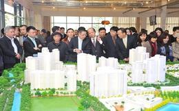 Các sàn bất động sản khởi động sớm