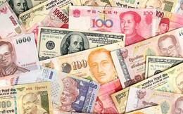 Tiền tệ các quốc gia châu Á tăng tốc khởi sắc