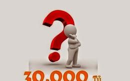 """10 câu hỏi về việc Bộ Tài chính đề nghị vay """"nóng"""" NHNN 30.000 tỷ đồng"""