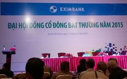 ĐHCĐ Eximbank: Bất ngờ với danh sách ứng cử HĐQT nhiệm kỳ mới