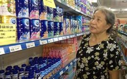 Người tiêu dùng vẫn loay hoay giữa 'ma trận' giá sữa