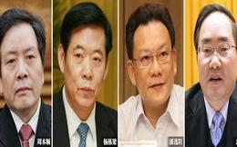 Trung Quốc loại bỏ 4 con 'Hổ'