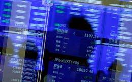 Phố Wall giảm cùng giá dầu, trái phiếu tiếp tục bị bán tháo