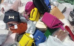 """Túi hàng hiệu """"ngàn đô"""" sản xuất tại… làng nghề Hà Nội"""