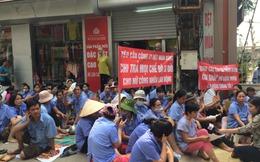 Cty cổ phần Dệt Mùa Đông (Hà Nội): Vì sao người lao động ngừng việc?