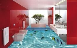 Mãn nhãn với những thiết kế phòng tắm đẹp đến nghẹt thở