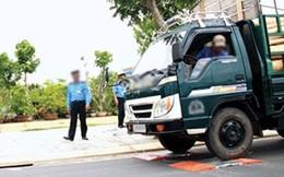 Miễn nhiệm bốn đội trưởng đội thanh tra giao thông