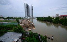 Lấp rạch làm dự án bất động sản
