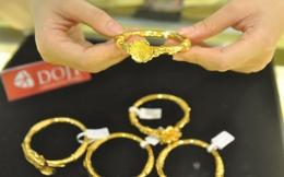 Giá vàng hồi phục nhưng vẫn cao hơn thế giới trên 4 triệu đồng/lượng