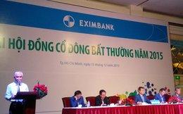 Nhiều cổ đông Eximbank yêu cầu bổ sung danh sách ông Tâm và ông Vũ