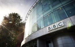 """Trang BBC bất ngờ bị """"sập"""""""